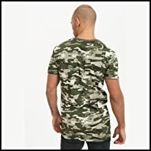 Trueprodigy - Camiseta de manga corta para hombre, cuello redondo, diseño con logotipo impreso vintage, modelo 2