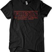 Camisetas La Colmena 1586-Stranger Things - Friends Dont Lie (Legendary P,)