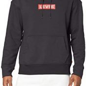 Levi's Relaxed Graphic Hoodie Sudadera para Hombre