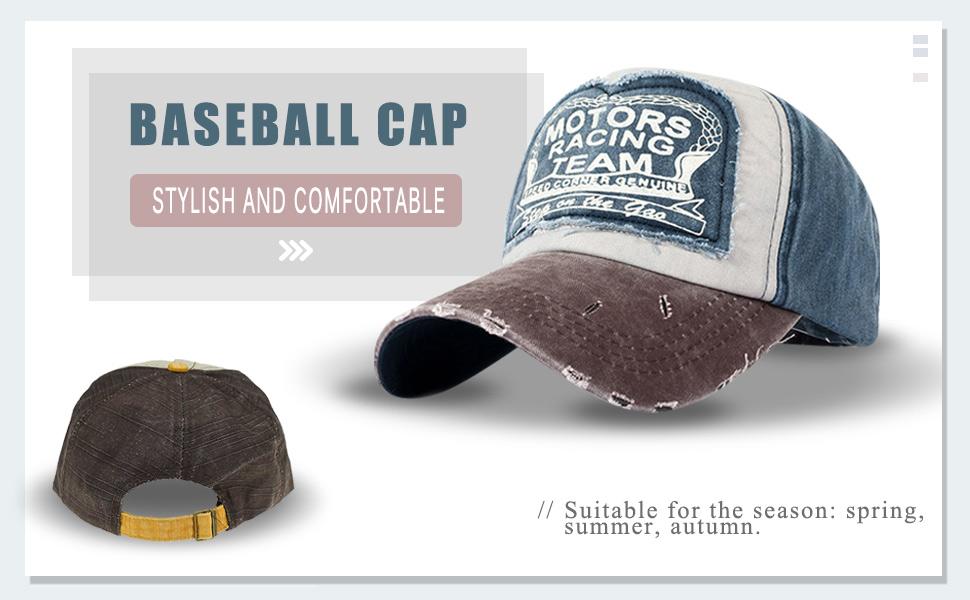 Gorras Beisbol Deportes Unisex Adjustable