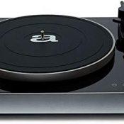 Aiwa APX-680BT: Tocadiscos Bluetooth, 2 velocidades 33/45 RPM, Cápsula de Aluminio magnética, Brazo balanceado
