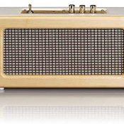 Altavoz Portátil Lenco BT-300 Madera, Vintage, Bluetooth