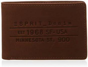 Esprit Mit Prã¤Gung Im Vintage Stil - Monedero Hombre