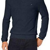 Tommy Hilfiger Mouline Ricecorn Sweater Sudadera para Hombre