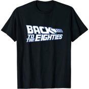 Volver a los 80 Graphic 80s Retro Vintage Spoof Gft Camiseta